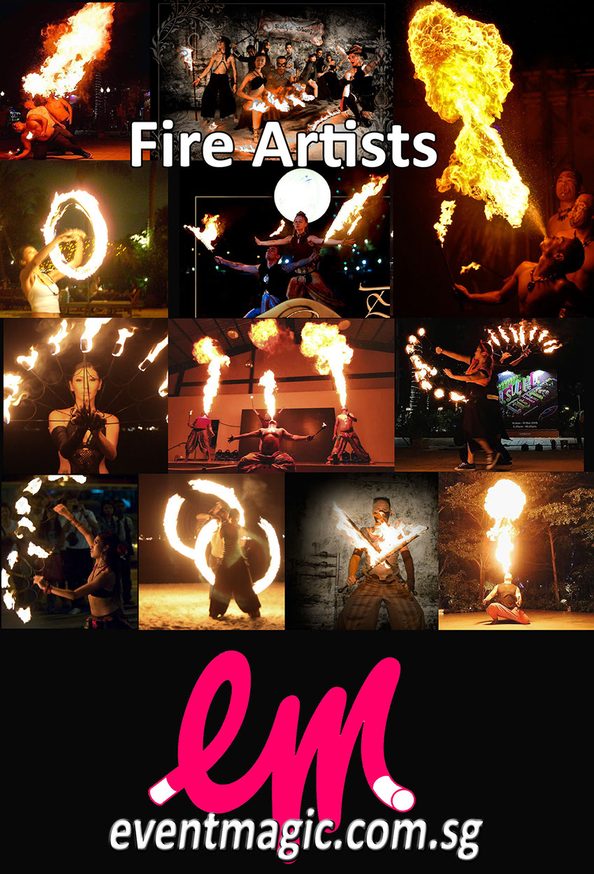 Fire Art Singapore, Fire Eating, Fire Breathing for hire Singapore, Fire Spinning Singapore,