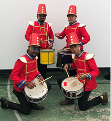 Toy Soldiers Christmas Toy Soldiers Drumming, Christmas entertainmnet,